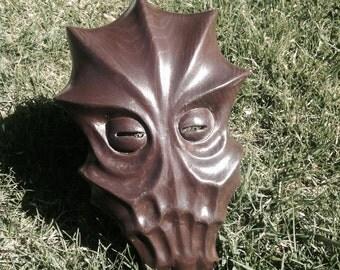 Dragon Priest Ahzidal's mask - Skyrim