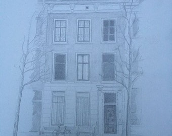 A drawing of your House