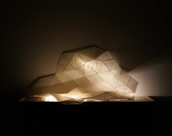 Kermorvan / lamp paper - limited edition