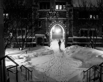 Black & White Princeton 10