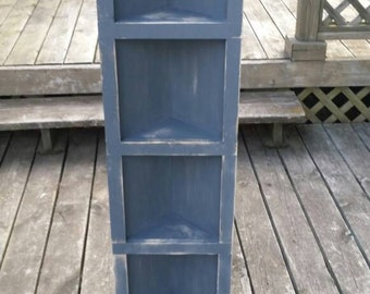 Corner shelf Rustic/Primitive