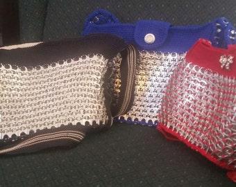 pop tab purses