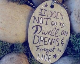 Do Not Dwell-pendant