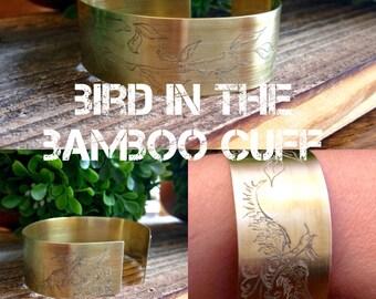 Bird in the Bamboo Cuff