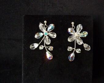 """Bridal Earrings """"Irena"""""""