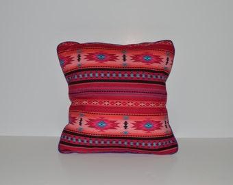 Cushion cover - printed cheyenne