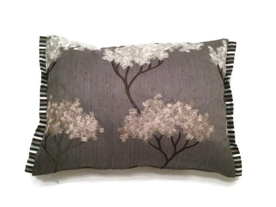 Items similar to Decorative Pillow-Couch Pillow-Designer Pillow-Luxury Pillow-Pillow Cover Grey ...