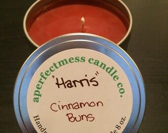 Harris - Cinnamon Buns