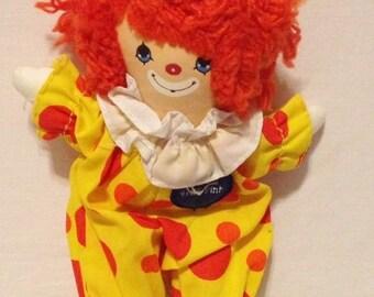 """1978 Knickerbocker Half Pint 8"""" Doll"""