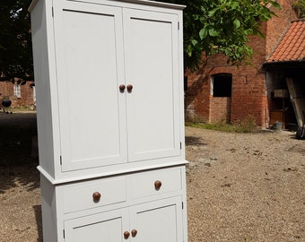 Hand Made Kitchen units. Made to order any size and colour.