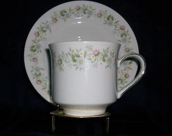Vintage Johann Haviland – Forever Spring – Cup & Saucer