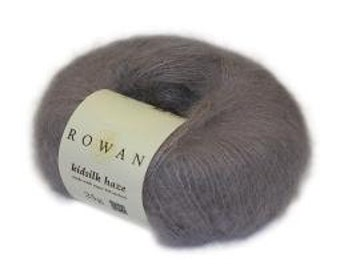 Rowan Kidsilk Haze Luxury lace weight yarn, super kid mohair and silk