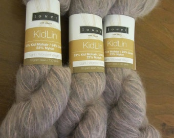 KidLin by Louet (Light Worsted Weight) in Orchard Mist