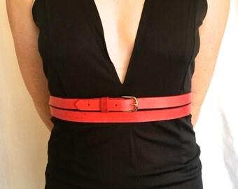 Long Beach Double Wrap Belt