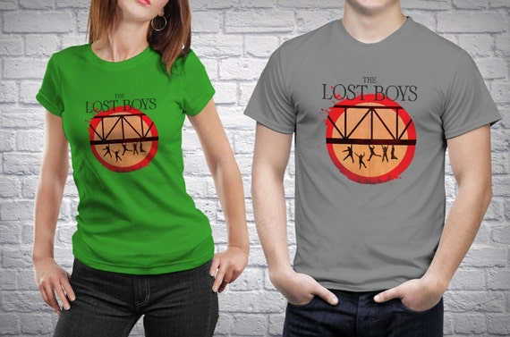 The Lost Boys Movie T-Shirt [The Lost Boys T-Shirt / The Lost Boys]