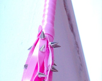 Pink Unicorn Flogger