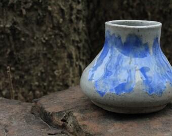 Robin's Egg Blue Vase