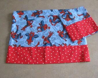 Spider-Man pillow case