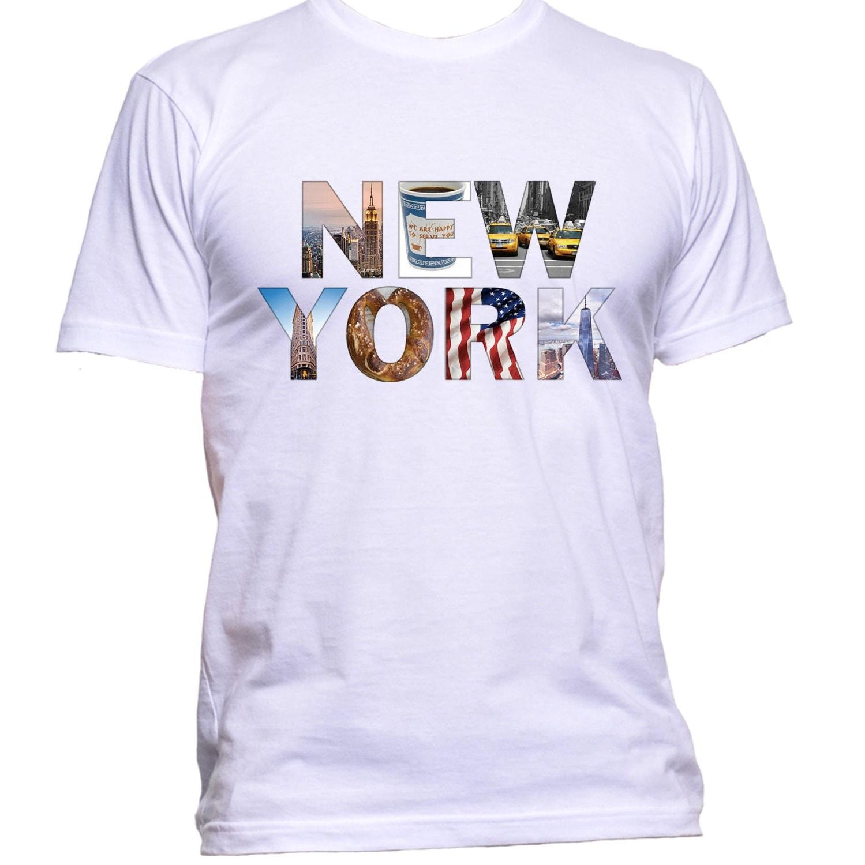 New York Big Apple T Shirt Adult 100 Cotton Best Instagram
