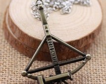 The Walking Dead Daryl Dixon Necklace FREE Shipping 1 of each