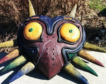 Legend Of Zelda Majora's Mask Replica