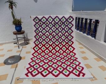 Hanbel / Moroccan rug / Authentic Handmade Moroccan KILIM