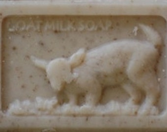 Honey/Oatmeal Goat's Milk Soap