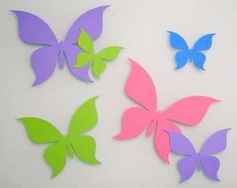 Wedding butterflies etsy for Fomic sheet decoration youtube