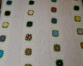 Rows of Roses (multi-color)