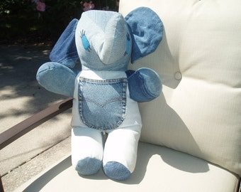 handmade stuffed animal 104