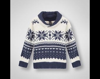 Zara boy sweater