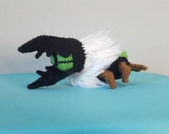 Steven Universe Centipeetle Amigurumi Crochet Plush