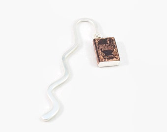 Sherlock Holmes mini book bookmark