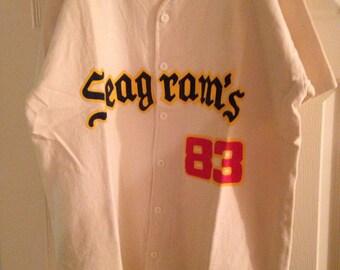 Seagram's 83 Vintage Jersey