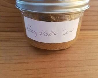 Honey Vanilla Scrub