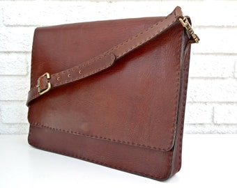 "13"" Computer Bag or Messenger Bag with Strap"