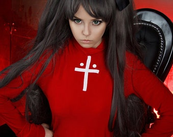 FATE/Stay Night - Tohsaka Rin cosplay print