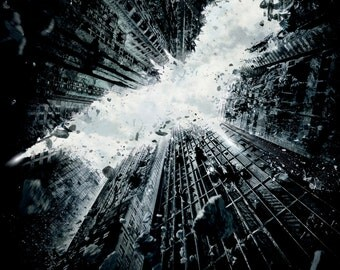 The Dark Knight Rises High Quality Poster Paper 12x19 inches