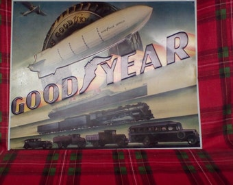 Good Year Sign