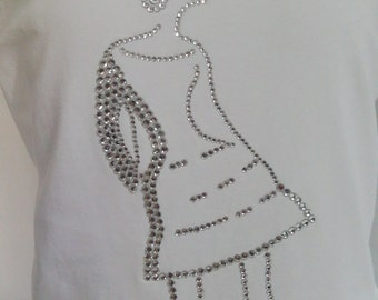 "Damenshirt of ""Angelique"""