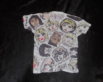 80s and 90s FEMALE ICON T-Shirt