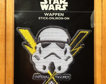 Star Wars Stormtrooper Large Iron-on Patch