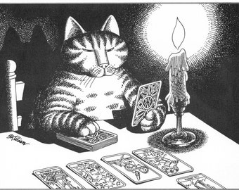 B.Kliban Taro Cat