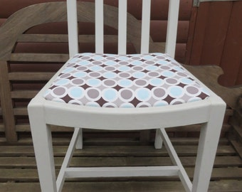 Upcycled Dining Chair