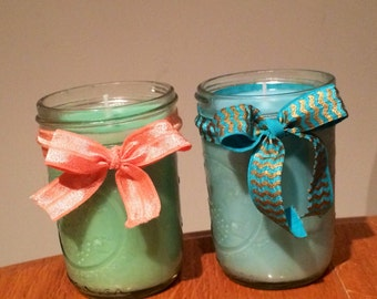 100% Soy Wax Candles ~Choose Your Scent ~