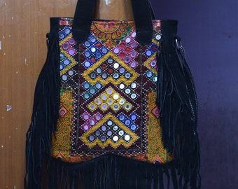custom made gypsy boho bag
