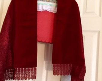 Japanese Shawl for Kimono or Dresses