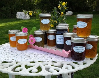 Home Made jellies and jams