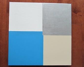 Original Abstract Art, Squares