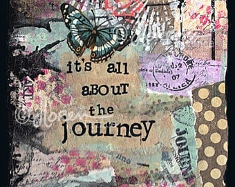 It's All About the Journey - fine art print